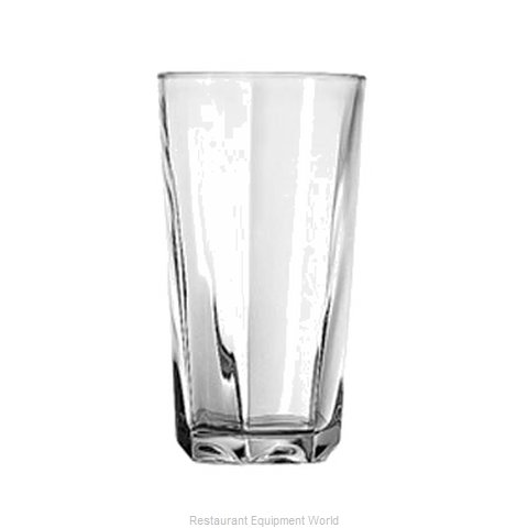 Anchor Hocking 77796 Beverage Glass (Magnified)