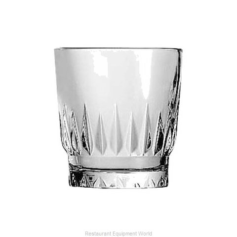 Anchor Hocking 80008 Glass Old Fashioned