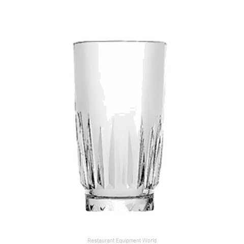 Anchor Hocking 80016 Beverage Glass (Magnified)