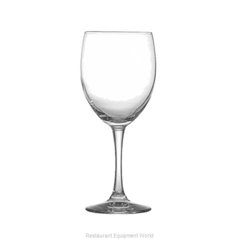 Anchor Hocking 80021 Glass Wine (Magnified)