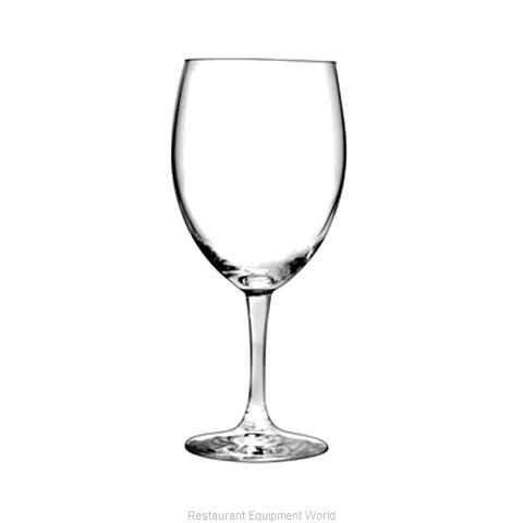 Anchor Hocking 80024 Glass Wine (Magnified)