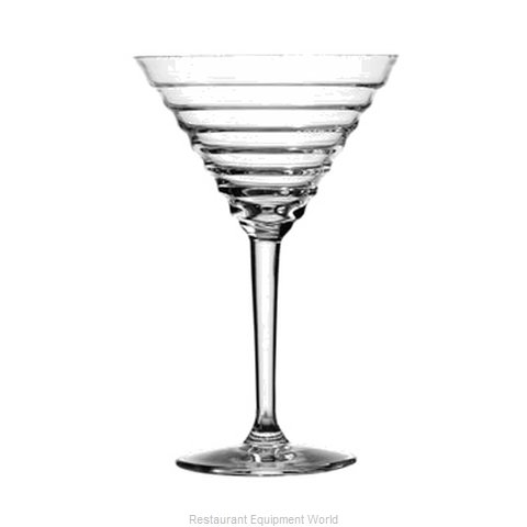 Anchor Hocking 80278X Glass, Cocktail / Martini (Magnified)