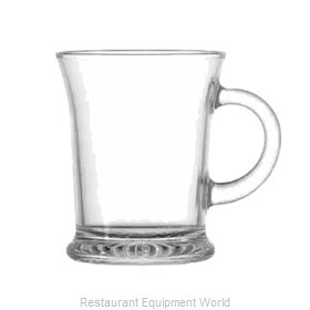 Anchor Hocking 83037A Mug, Glass, Coffee