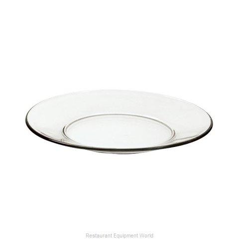 Anchor Hocking 842U Plate, Glass