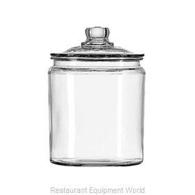 Anchor Hocking 85545AHG17 Storage Jar / Ingredient Canister, Glass