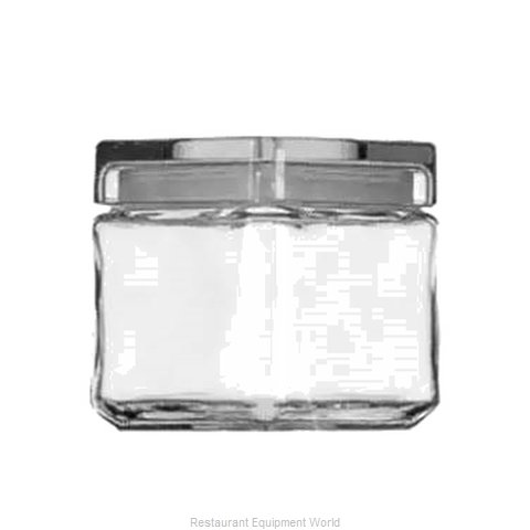 Anchor Hocking 85587R Storage Jar / Ingredient Canister, Glass