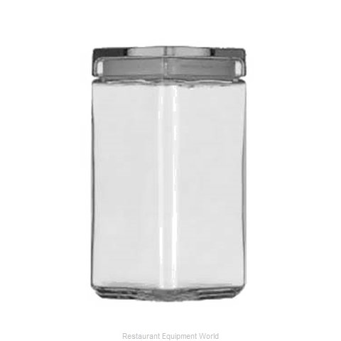 Anchor Hocking 85589R Storage Jar / Ingredient Canister, Glass