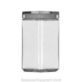 Anchor Hocking 85589R Storage Jar / Ingredient Canister, Glass