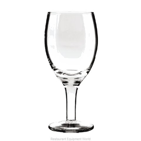 Anchor Hocking 90062 Glass, Wine (Magnified)