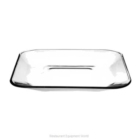 Anchor Hocking 90282 Plate Glass