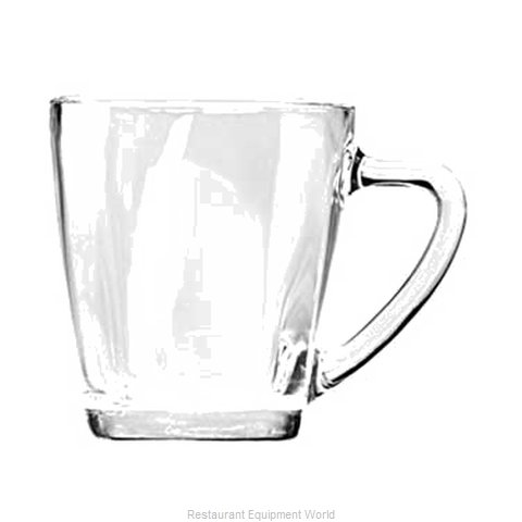 Anchor Hocking 90284 Mug, Glass, Coffee