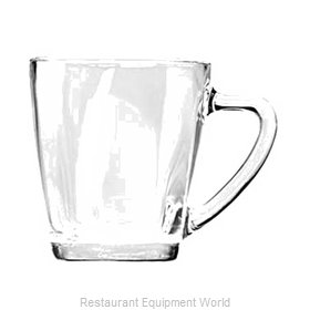 Anchor Hocking 90284 Mug, Glass, Coffee