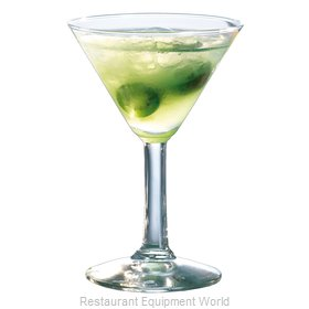 Anchor Hocking 964/14 Glass, Cocktail / Martini