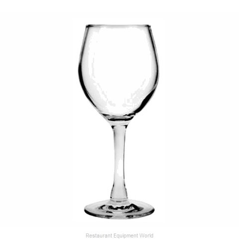 Anchor Hocking 96580 Glass Wine (Magnified)