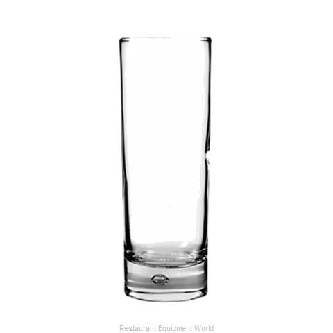 Anchor Hocking H054472 Glass, Hi Ball (Magnified)