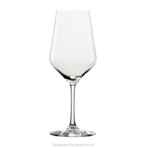 Anchor Hocking S3770001 Glass Wine (Magnified)