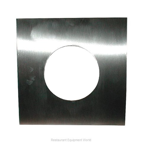 APW Wyott 55704 Adapter Plate (Magnified)