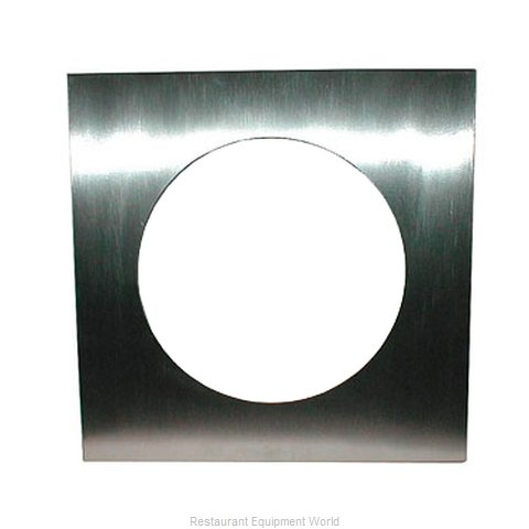 APW Wyott 55707 Adapter Plate (Magnified)