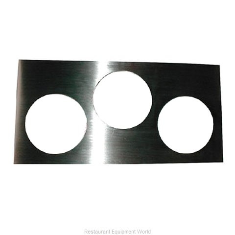 APW Wyott 56638 Adapter Plate (Magnified)