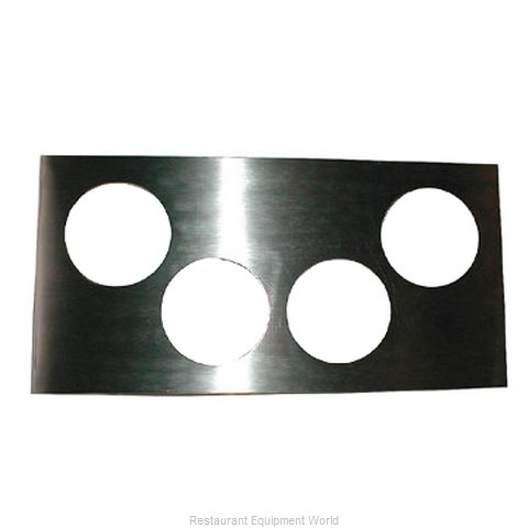 APW Wyott 56640 Adapter Plate (Magnified)
