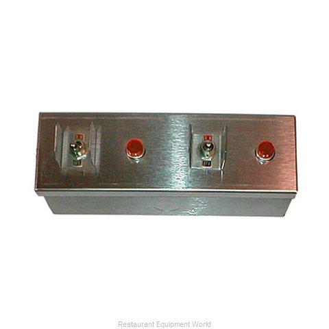 APW Wyott 76484 Remote Control Enclosure