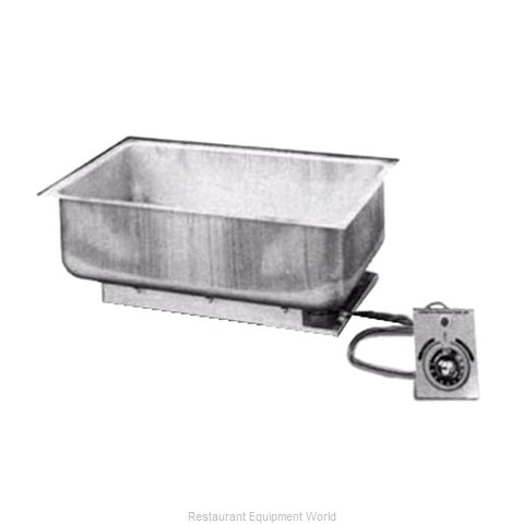 APW Wyott BM-30D UL Built-In Hot Food Well Electric (Magnified)