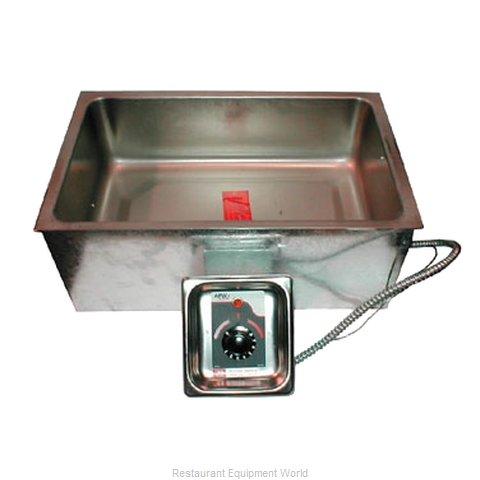 APW Wyott BM-80CD UL Hot Food Well Unit, Built-In, Electric