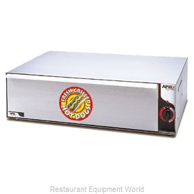APW Wyott BW-50 Hot Dog Bun / Roll Warmer