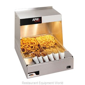 APW Wyott CFHS-21 French Fry Warmer