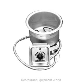 APW Wyott CH-11D Hot Food Well Unit, Drop-In, Electric