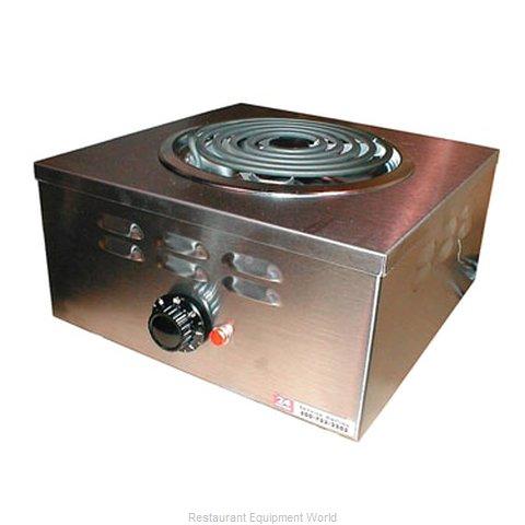 APW Wyott CHP-1A Hotplate, Countertop, Electric