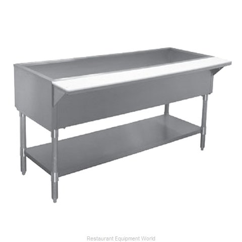 APW Wyott CT-4S Serving Counter Cold Pan Salad Buffet