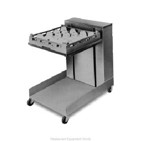 APW Wyott CTR-1620 Dispenser, Tray Rack