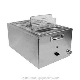 APW Wyott CWM-2A Food Pan Warmer/Rethermalizer, Countertop
