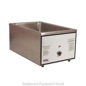 APW Wyott CWM-2V Food Pan Warmer/Rethermalizer, Countertop