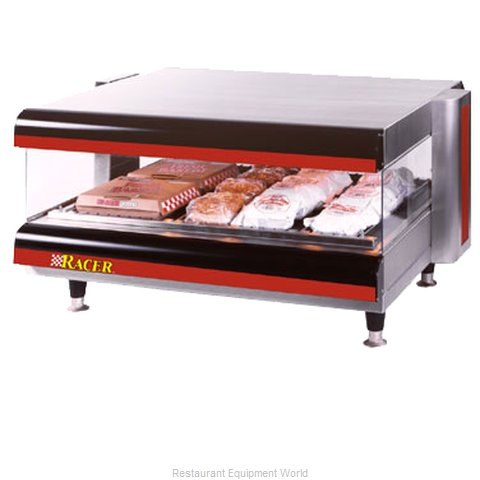 APW Wyott DMXS-36H Display Merchandiser, Heated, For Multi-Product