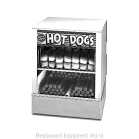 APW Wyott DS-1AP Hot Dog Steamer