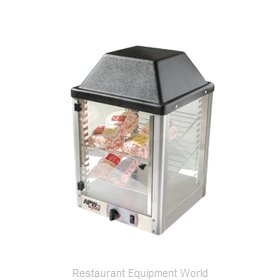 APW Wyott DWCI-14 Display Case, Hot Food, Countertop