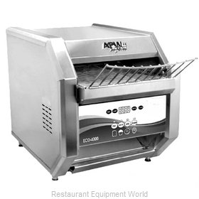 APW Wyott ECO 4000-500E&L Toaster Conveyor Type Electric