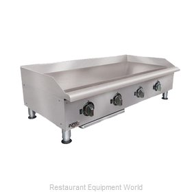 APW Wyott EG-24I-CE Griddle Counter Unit Electric