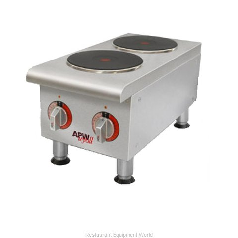 APW Wyott EHPI Hotplate Counter Unit Electric