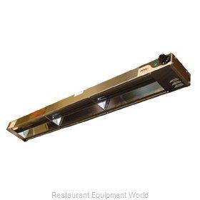 APW Wyott FD-18H-I Heat Lamp, Strip Type