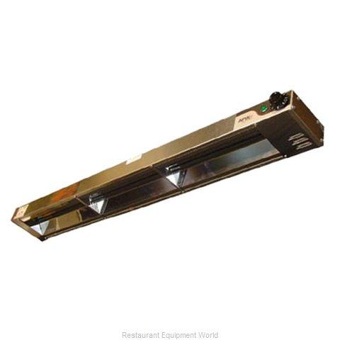 APW Wyott FD-42H-I Heat Lamp, Strip Type