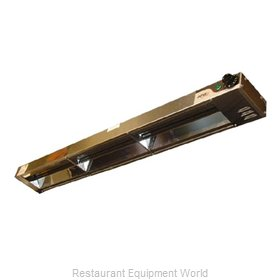 APW Wyott FD-48L-I Heat Lamp, Strip Type