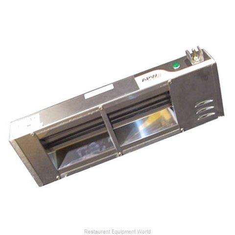 APW Wyott FD-66H-T Heat Lamp, Strip Type