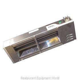 APW Wyott FD-66L-T Heat Lamp, Strip Type