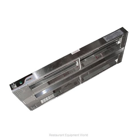 APW Wyott FDD-24H-T Heat Lamp, Strip Type
