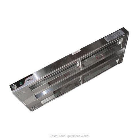 APW Wyott FDD-42H-T Heat Lamp, Strip Type