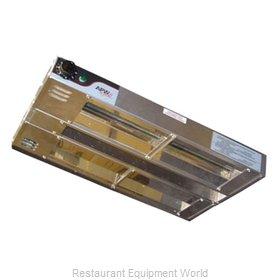 APW Wyott FDD-66H-I Heat Lamp, Strip Type