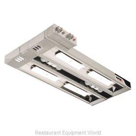 APW Wyott FDDC-18L Heat Lamp, Strip Type